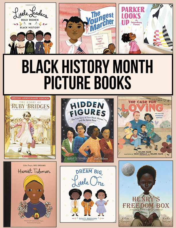My Favorite Black History Month Picture Books