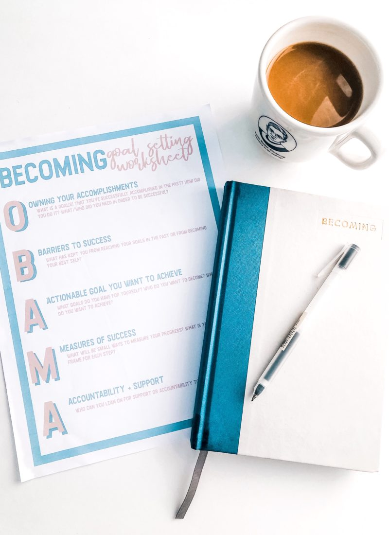 How to throw a 'Becoming' Book Party + Free Download
