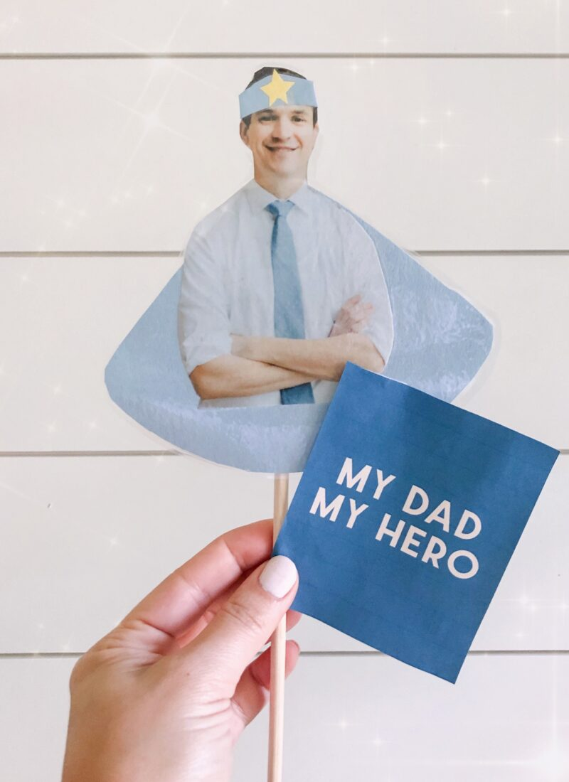 FREE DOWNLOAD: Father's Day Tags & Pennants