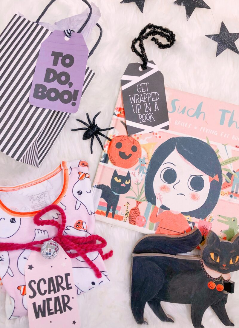 FREE DOWNLOAD: Halloween Need, Do, Read Tags